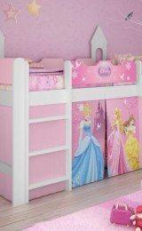 cama infantil da barbie princesa