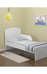 cama infantil de madeira