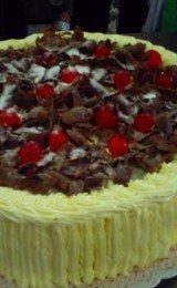 decoração de bolos simples