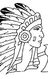 dicas de desenhos de índios