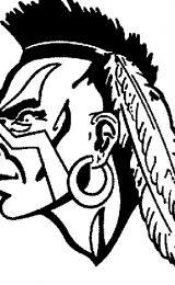 opçoes de desenhos de índios