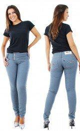 calça jeans feminina claras