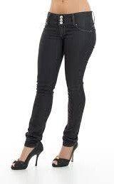 calça jeans feminina escura