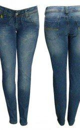 calça jeans feminina justa