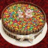 bolo infantil de festa