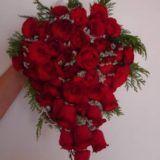 buque para noivas rosas vermelhas