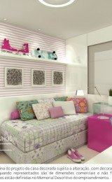 decoracao para quarto de menina
