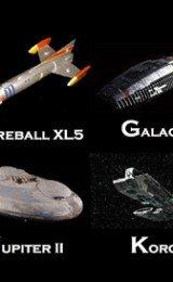 modelos de naves espaciais