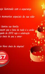 cartoes de boas festas de natal