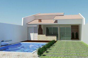 telhados de casas