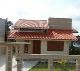 telhados de casas com duas aguas