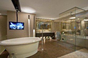 lindos banheiros modernos e sofisticados