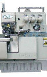 modelos de máquina overlock