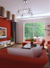 pinturas para residencias de interior
