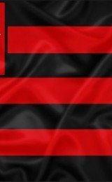 cores da bandeira do flamengo