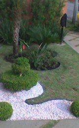 dicas de jardins com pedras