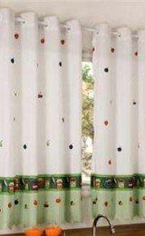 belas cortinas para cozinha