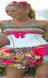 fotos de vestido para festa junina