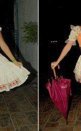 imagens de vestido para festa junina