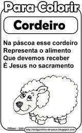 símbolos da páscoa cristã