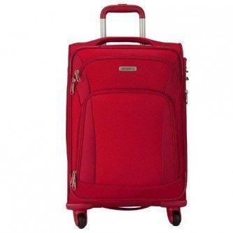 malas de viagem grande vermelha
