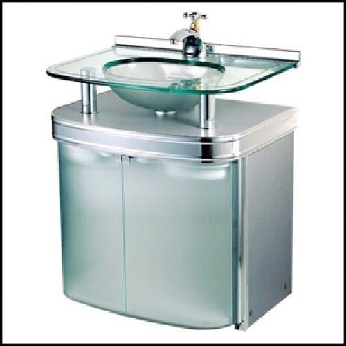 Belos modelos de gabinetes para banheiro moderno  Jet Dicas -> Banheiro Pequeno Com Armario De Vidro