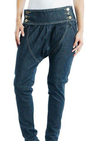 calças saruel feminina jeans