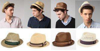 chapéus panamá masculino
