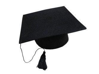 fotos de chapéus de formatura