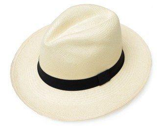 modelos de chapéus panamá