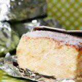 ingredientes de bolo gelado