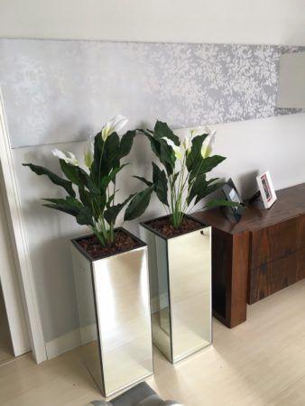 PLANTAS ARTIFICIAIS DECORATIVAS para interiores