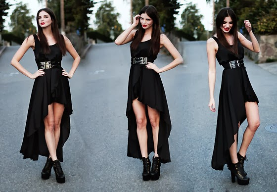 Fotos de vestidos bonitos e curtos