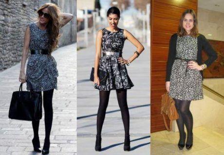 vestido-com-meia-preta-estampas