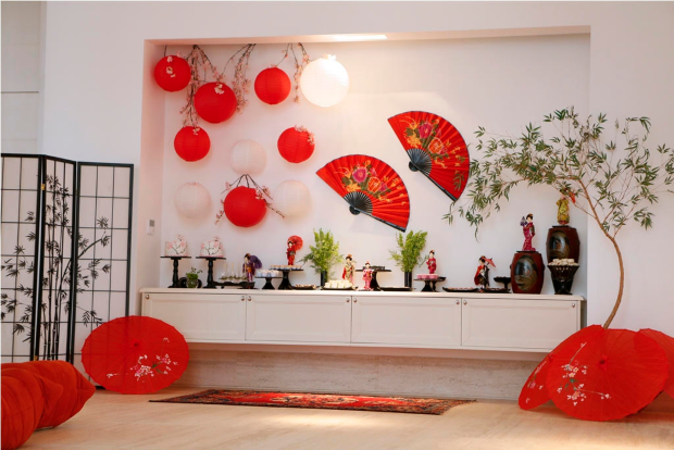Decora o japonesa residencial ideias perfeitas jet dicas for Mesa japonesa tradicional