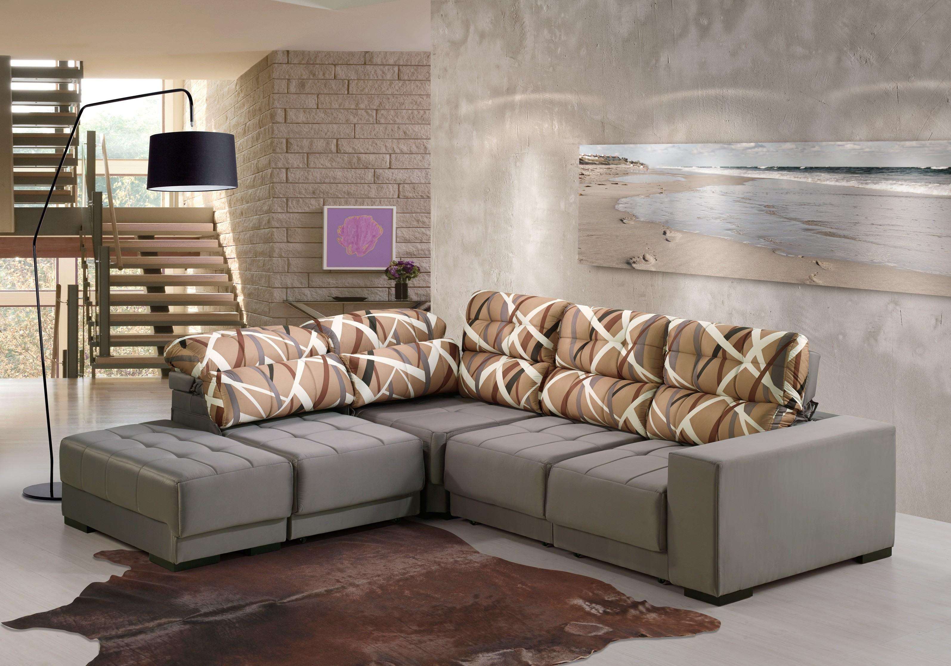 Sof De Canto Moderno Muitas Alternativas Pra Sala Jet Dicas -> Sala Com Sofa Cinza E Poltronas