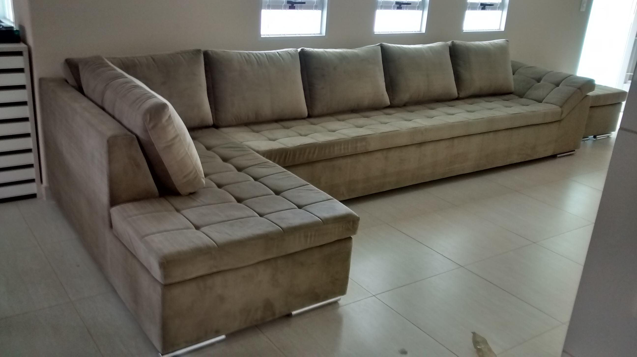 Sof de canto moderno muitas alternativas pra sala jet - Modelos de sofas modernos ...