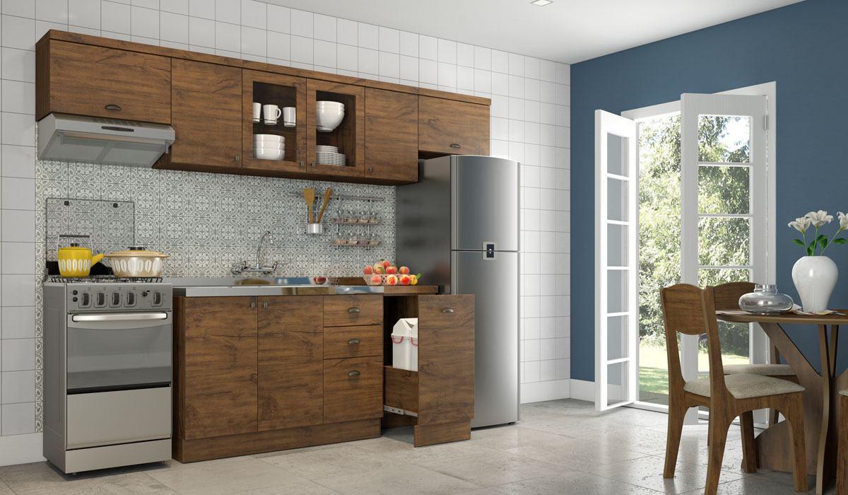 Cozinhas Americanas Modernas Planejadas E Lindas Jet Dicas ~ Pastilha Cozinha Americana