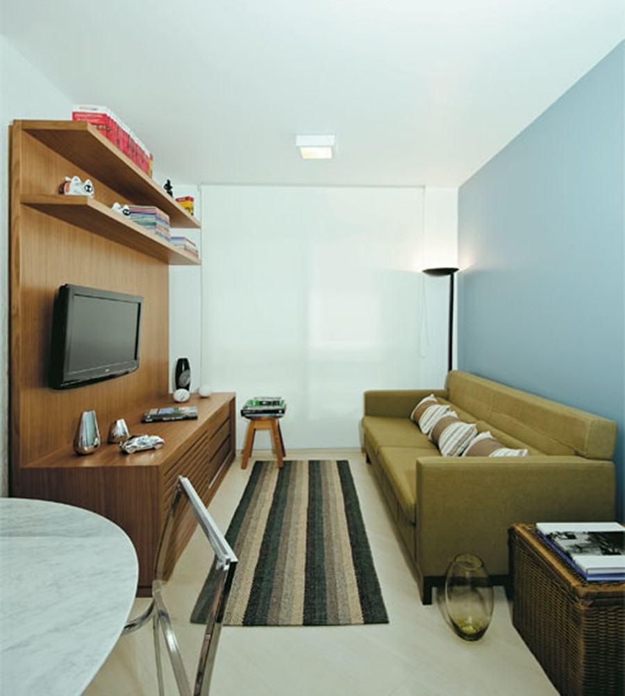 M Veis Planejados Para Sala Pequena Decorando Jet Dicas -> Acabamento Sala Pequena