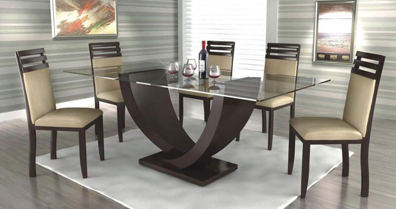 Base para mesa de vidro lindas e decorativas jet dicas for Bases de mesas cromadas