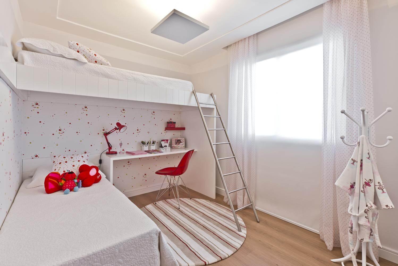 M Veis Decorativos De Quartos Planejados Solteiro E Casal Jet Dicas ~ Quarto Infantil Planejado Princesas
