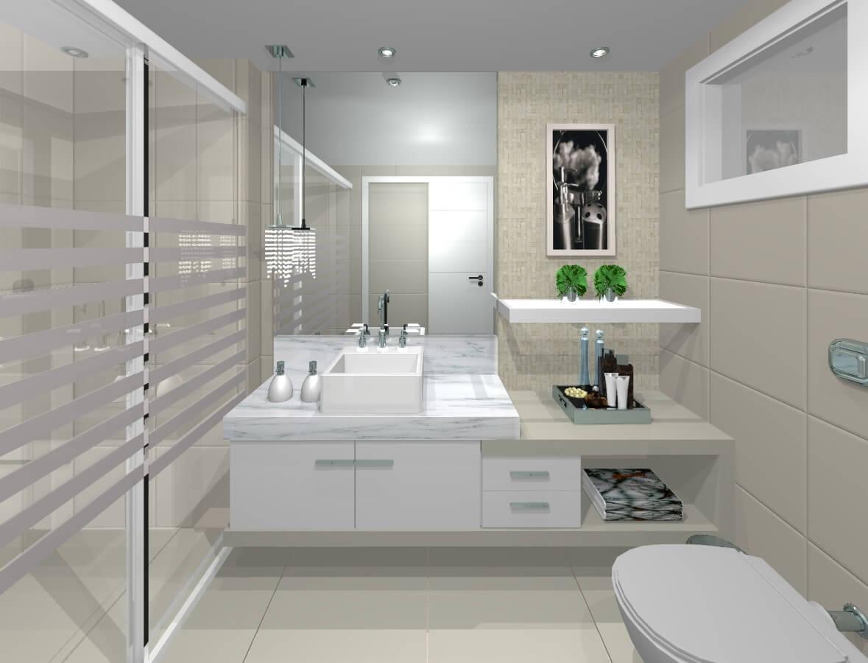 Decoração de banheiro moderno, móveis e Revestimentos  Jet Dicas -> Armario Para Banheiro Externo