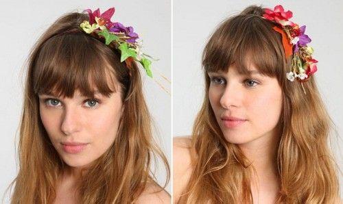 Saiba como fazer PENTEADOS COM FLORES nos cabelos