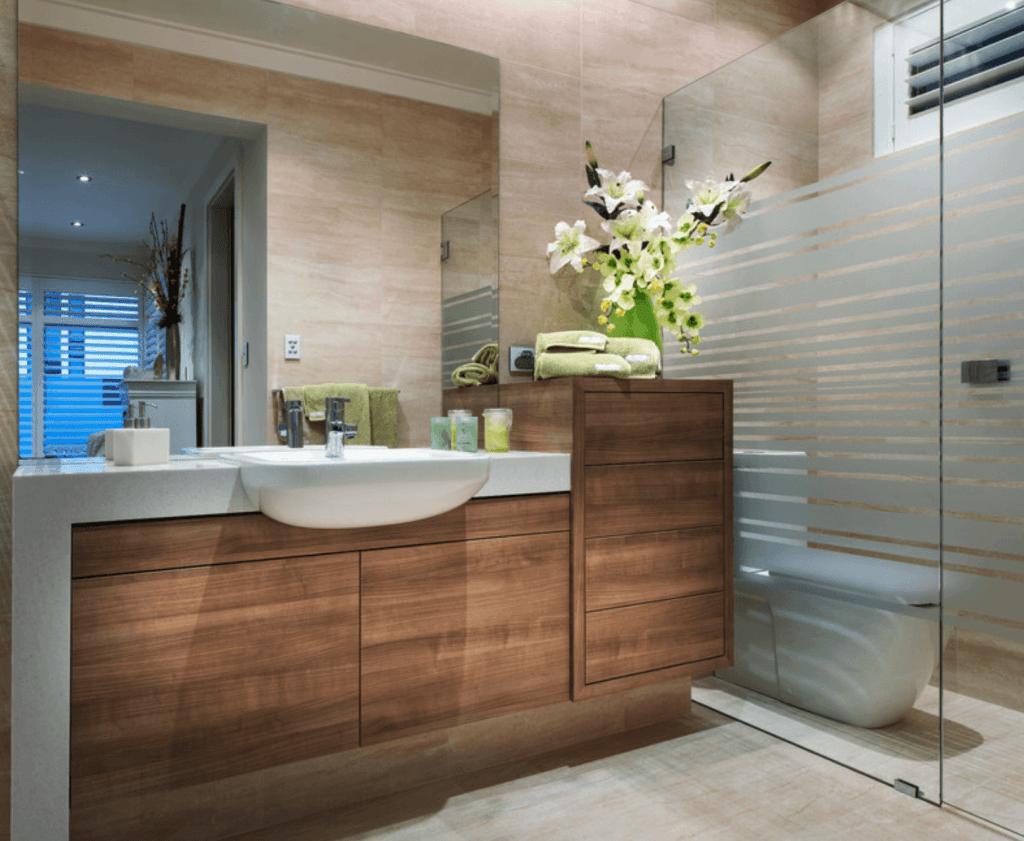 Belos modelos de GABINETES PARA BANHEIRO moderno  Jet Dicas -> Balcao Banheiro Moderno