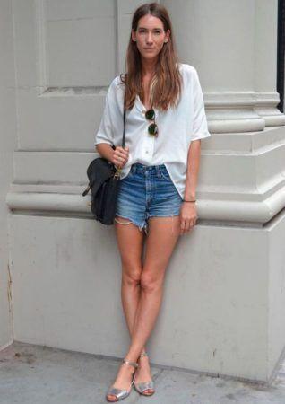 Looks com BLUSINHAS de verão da moda atual