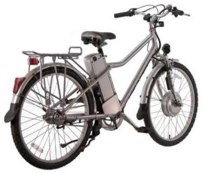 bicicletas elétricas prata