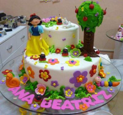 bolos decorado  de aniversario infantil