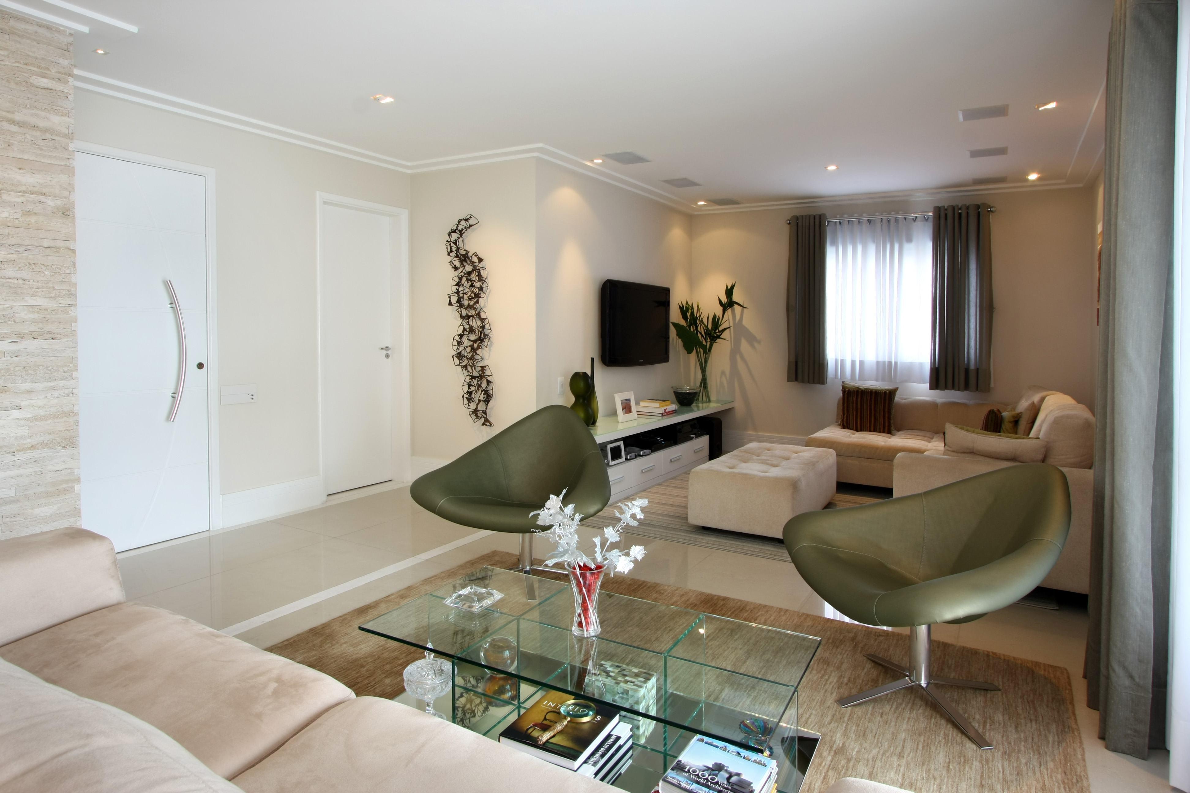 Fotos de sala de estar decorada com bom gosto jet dicas for Fotos de sala de estar
