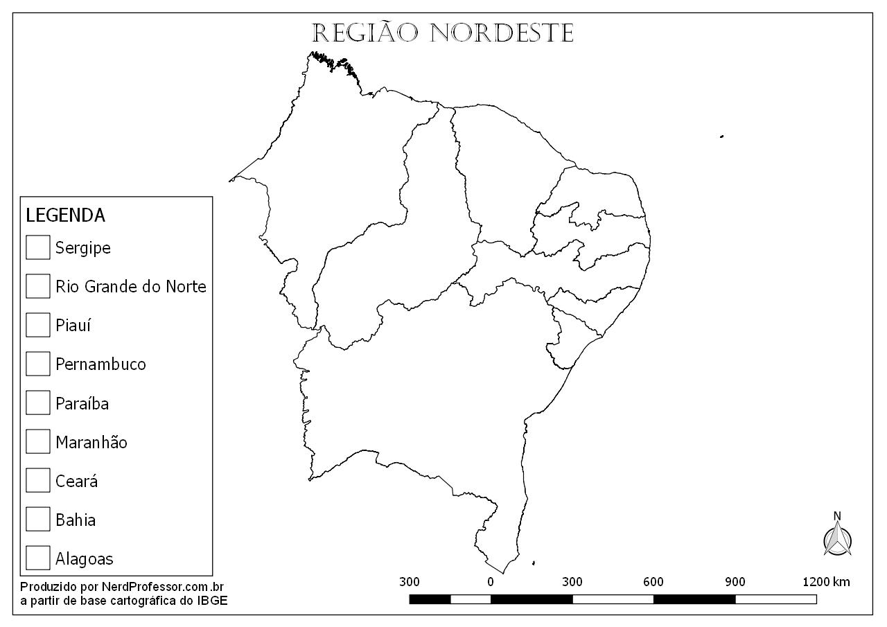Mapa Do Brasil E Suas Regioes Para Atividades De Geografia Jet Dicas