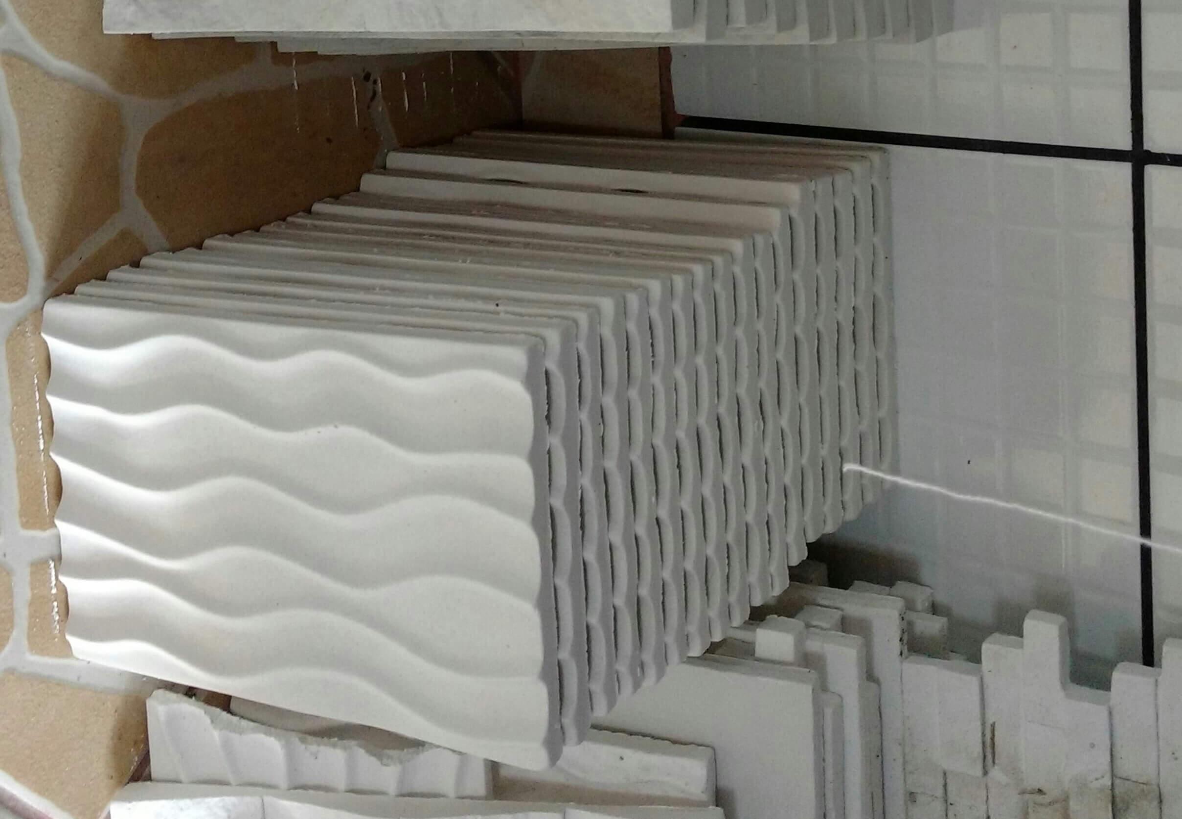 Revestimentos de gesso 3d para paredes decora o jet - Placas para paredes ...